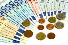 Free Euro Royalty Free Stock Photos - 17700238