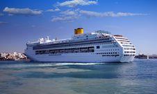 Free Cruise Royalty Free Stock Image - 17701476
