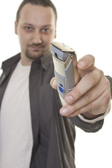 Free Electric Shaver Stock Photos - 17701513
