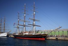 Free Antique Ship Stock Photo - 17701560