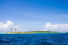 Free Islands On Maldives Stock Photos - 17703163