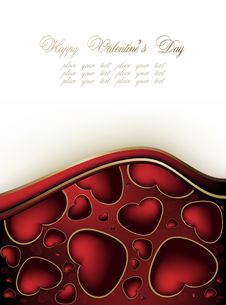Free Valentines Background Royalty Free Stock Image - 17703256