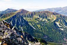 Free Mountain Landscape Royalty Free Stock Photos - 17703718