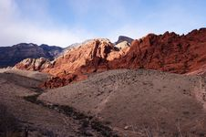 Free Red Rock Canyon Royalty Free Stock Photos - 17707448