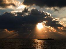 Free Daybreak. Royalty Free Stock Image - 17708776