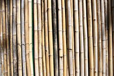 Free Bamboo Wall Stock Photo - 17709210