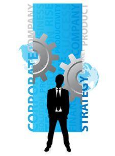 Free Business Concept Design Stock Photo - 17709230