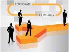 Free Business Concept Design Stock Photos - 17709323
