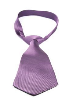 Free Purple Neck Tie Stock Photography - 17709832