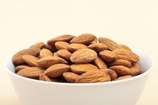 Free Nuts In A Bowl Stock Photo - 17709920