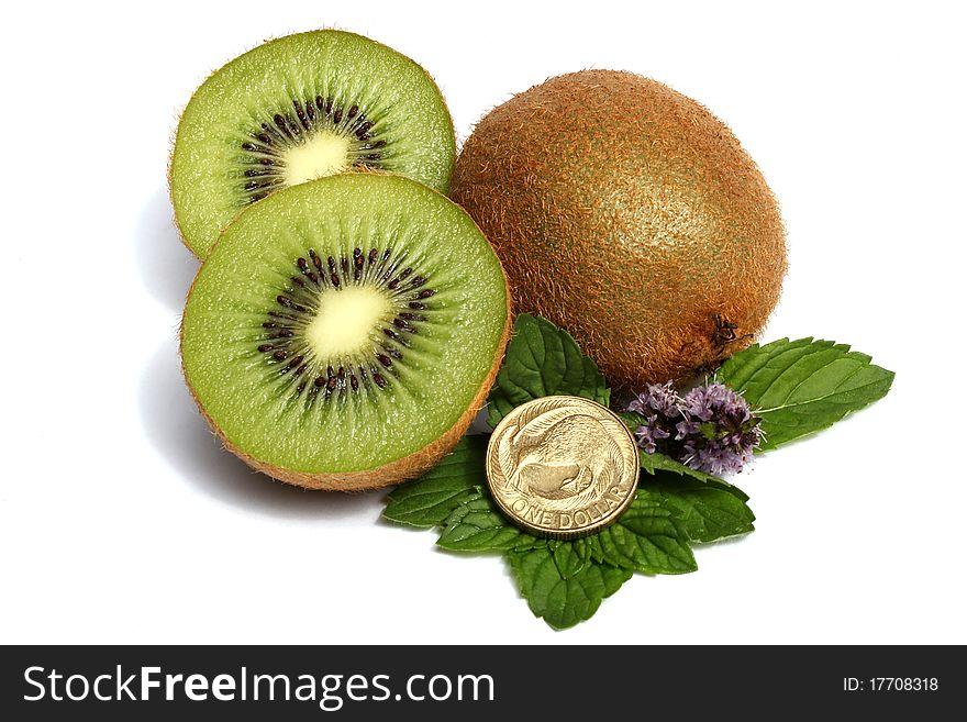 Kiwi Fruit and Kiwi Dollar
