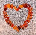 Free Love Heart Stock Image - 17716461