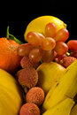 Free Selection Of Tropical Fruits Stock Photography - 17717582