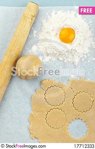 Free Baking Ingredients Stock Photos - 17712333