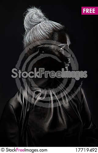 Free Absolutely Black Stock Photography - 17719492