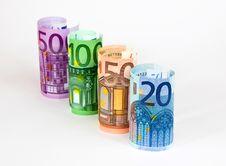 Free Euro Banknote. Royalty Free Stock Image - 17711906