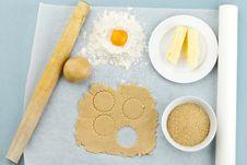 Free Baking Ingredients Stock Photos - 17712273