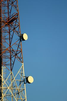Free Antenna Royalty Free Stock Photography - 17712537