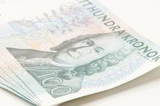 Free Swedish Money Royalty Free Stock Image - 17713396