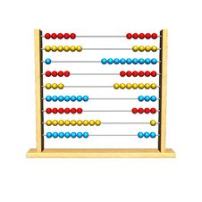 Free Abacus Stock Image - 17713491