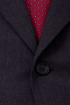 Free Business Power Tie In Red Royalty Free Stock Image - 17714306