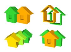 Free Houses Stock Image - 17715741