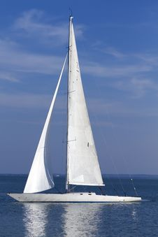Free Sailboat Stock Images - 17716894