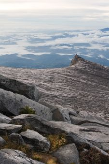 Free Kinabalu Summit Royalty Free Stock Photo - 17716995
