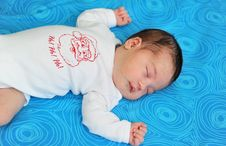 Free Newborn Royalty Free Stock Photography - 17717407