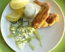 Free Dinner Stock Photo - 17717760