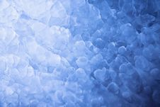 Free Deep Blue Ice Royalty Free Stock Photo - 17718575