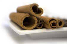 Free Cinnamon Stock Photography - 17718722