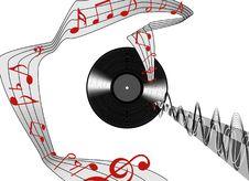 Free Music Concept Stock Photo - 17719010