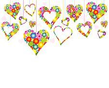 Free Valentine Card Background Stock Photo - 17719910