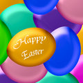 Free All Easter Eggs Stock Photo - 17722470