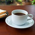 Free Cup Of Coffee Royalty Free Stock Photo - 17725235