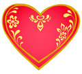 Free Valentine Heart, Pictogram Royalty Free Stock Images - 17727549
