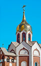 Free Domes Of Orthodox Church Royalty Free Stock Photography - 17728607