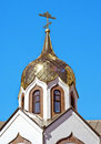 Free Dome Of Orthodox Church Royalty Free Stock Images - 17728609