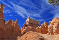Free Bryce Canyon Royalty Free Stock Image - 17720176