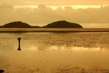 Free Andaman Sunrise Royalty Free Stock Photography - 17720827
