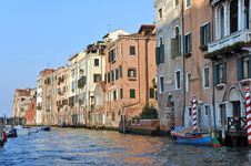 Free Venetian Grand Channel Stock Photo - 17721350