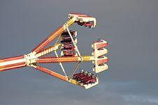 Fun Fair Stock Image
