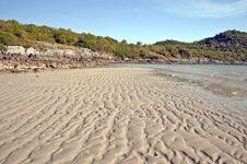 Free Sand Strip Stock Image - 17723771
