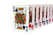 Free Playin Card Stock Photos - 17723823
