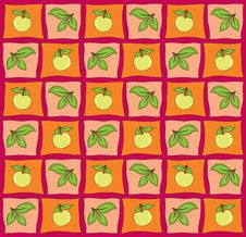 Free Apple Seamless Stock Image - 17724051