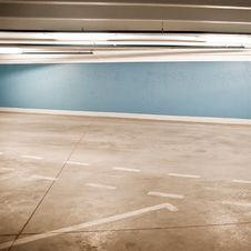 Free Parking Stock Images - 17724584
