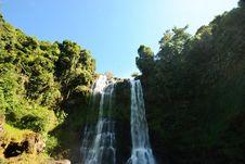 Free Water Fall In Laos Stock Photos - 17725203