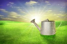 Free Watering Pot Stock Photos - 17725273