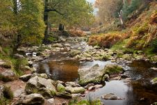 Free Autumn In A Valley Stock Photo - 17725940
